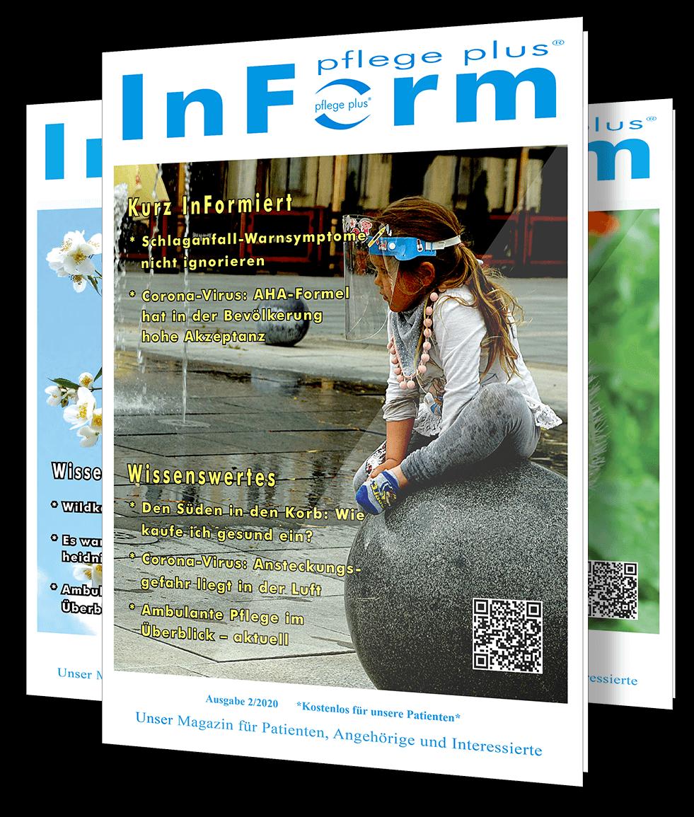 aktuelle inForm Magazin Ausgabe 01/2017
