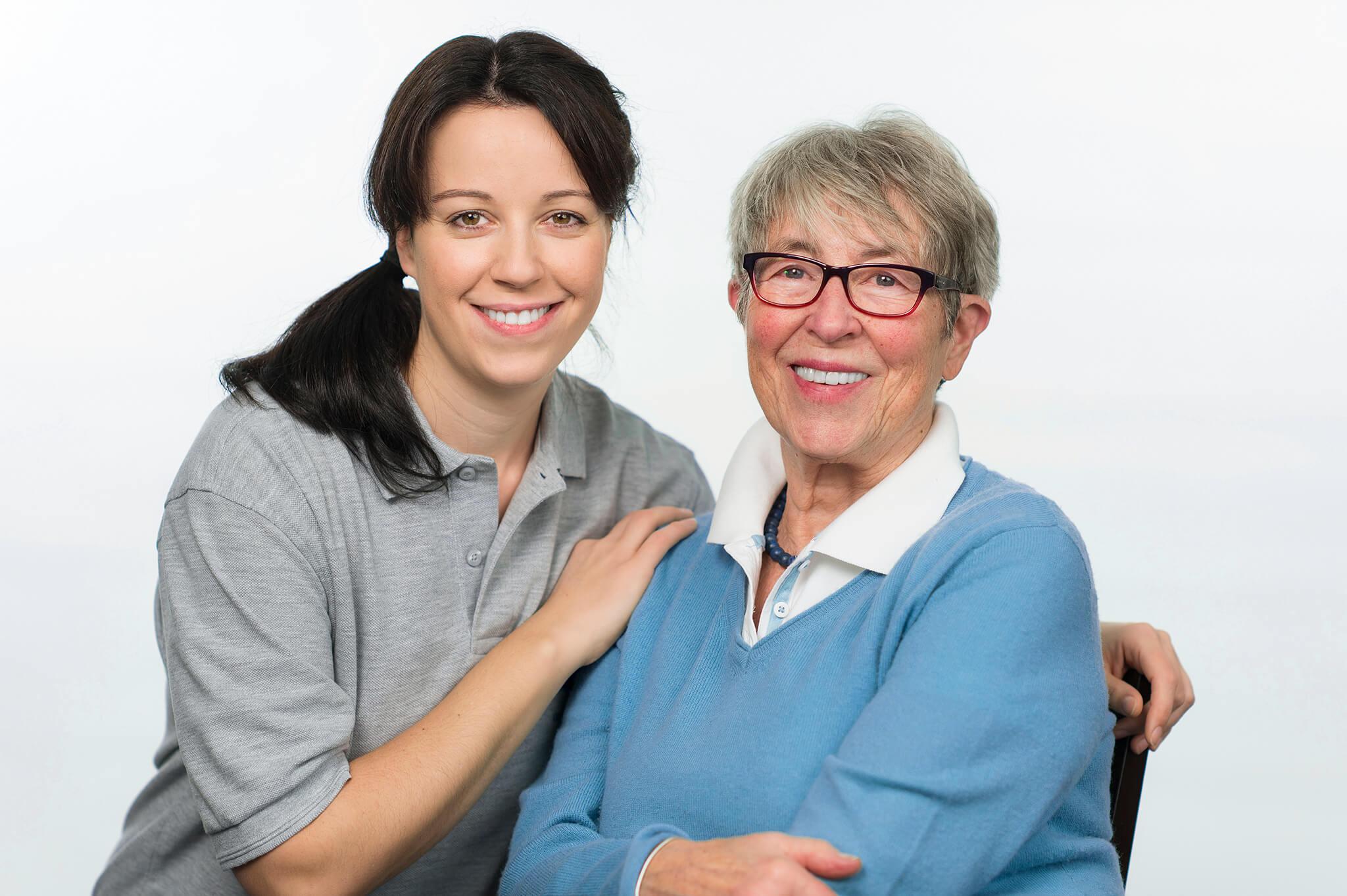 Der größte Teil der Pflegebedürftigen ist derzeit älter als 65 Jahre.