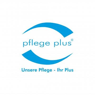hochauflösendes pflege plus Logo