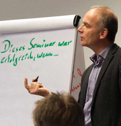 Lehrgang Personalmanagement durch Herrn Johannes Stein